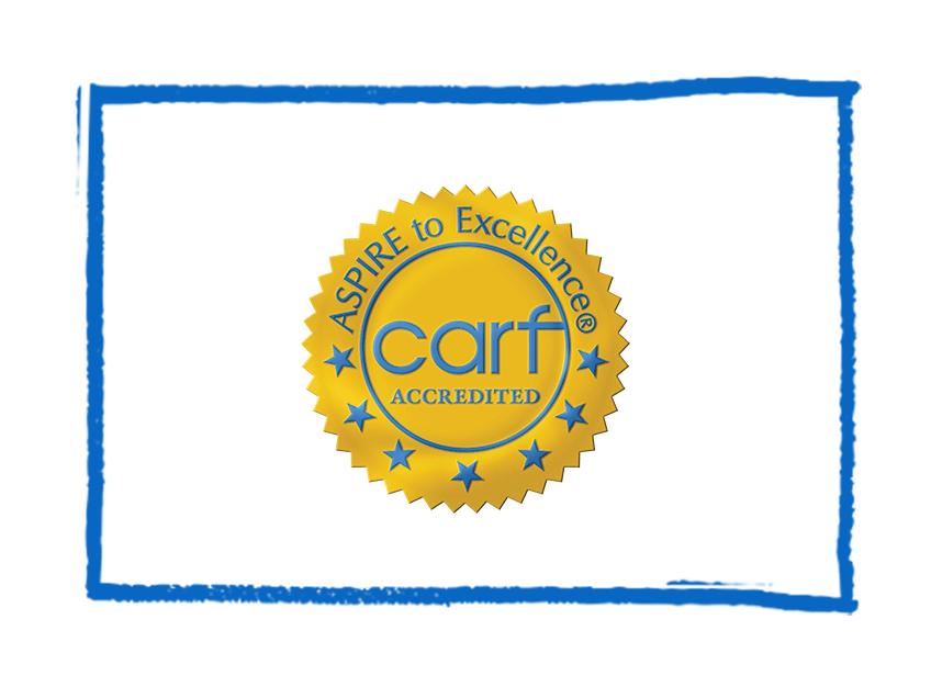 YSB Receives 3 Year CARF Accreditation!