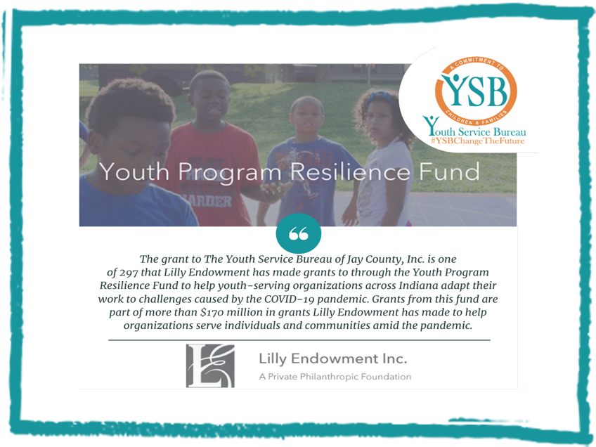 Youth Program Resilience Fund of Lilly Endowment, Inc.
